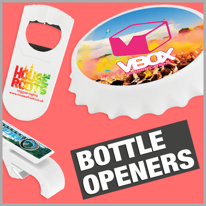 Promotional Bottle Openers with no MOQ