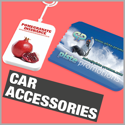 Promotional Car Accessories with no MOQ