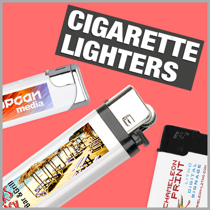 Promotional Cigarette Lighters with no MOQ
