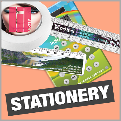 Promotional Stationery with no MOQ